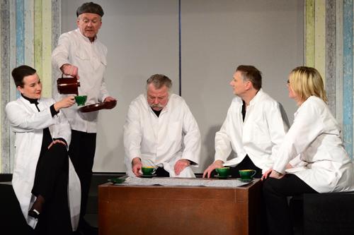 Niederdeutsche Bühne Kiel - Ensemble