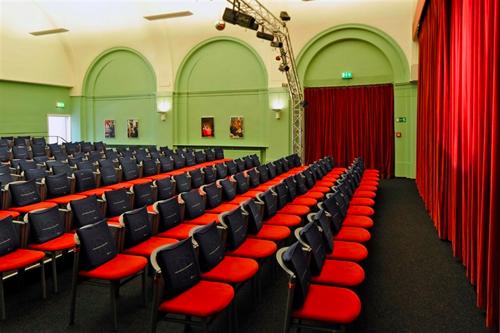 Niederdeutsche Bühne Kiel - Parkett