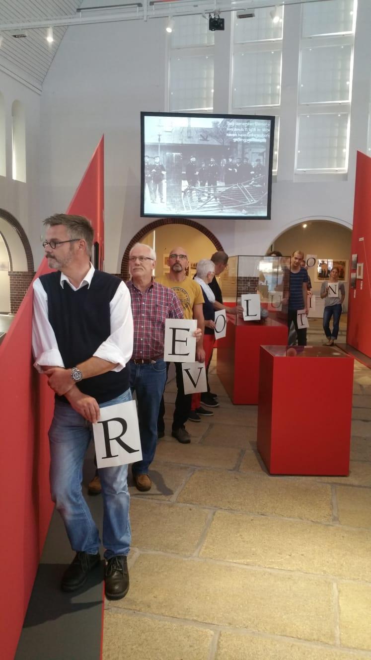 101013_Ensemble_Besuch Ausstellung Schifffahrtsmuseum II